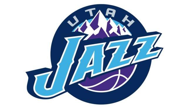 Utah Jazz Logo 2005-2010