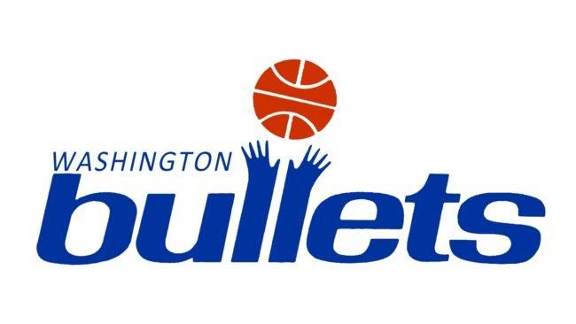 Washington Bullets Logo 1974-1987