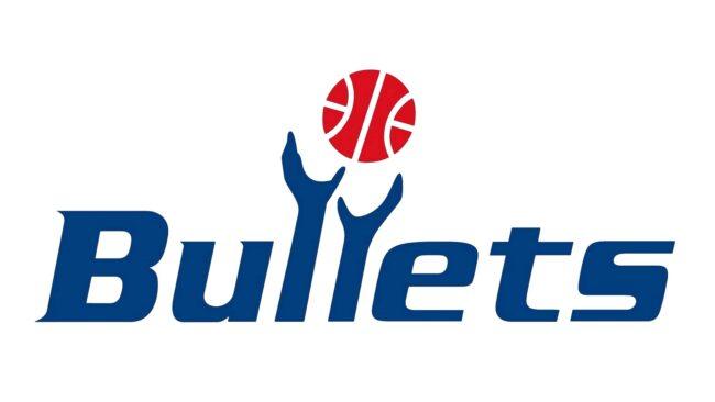 Washington Bullets Logo 1987-1997
