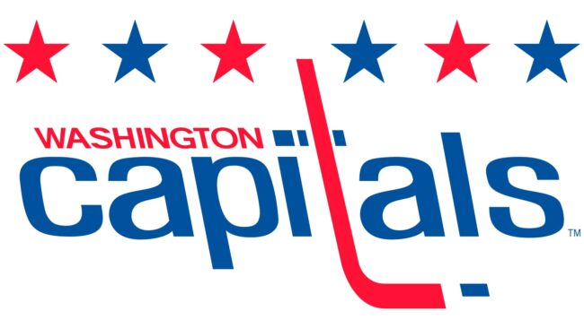 Washington Capitals Logo 1974-1995