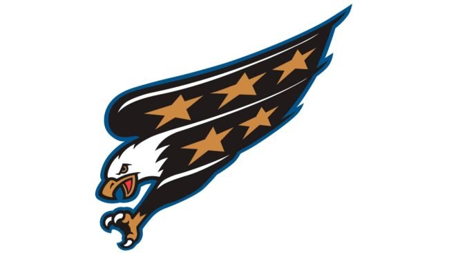 Washington Capitals Logo 1997-2002