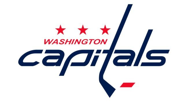 Washington Capitals Logo 2007-Heute