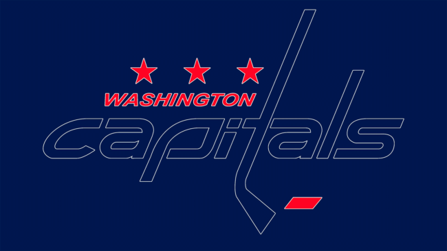 Washington Capitals Zeichen