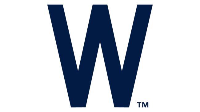 Washington Nationals Logo 1905-1935