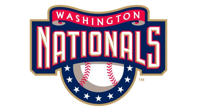 Washington Nationals Logo 2005-2010