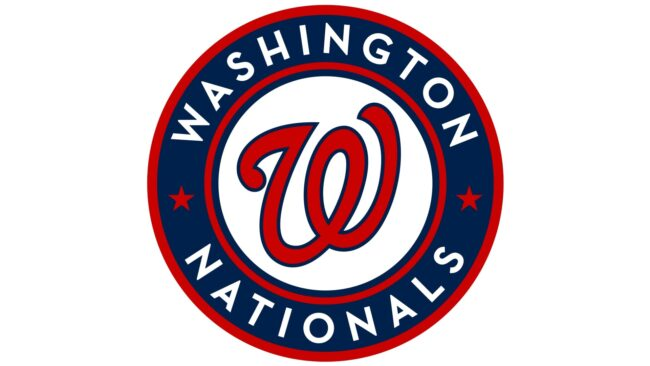 Washington Nationals Logo 2011-Heute