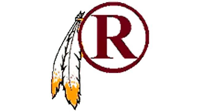 Washington Redskins Logo 1970-1971