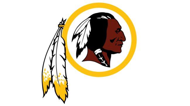 Washington Redskins Logo 1972-1981