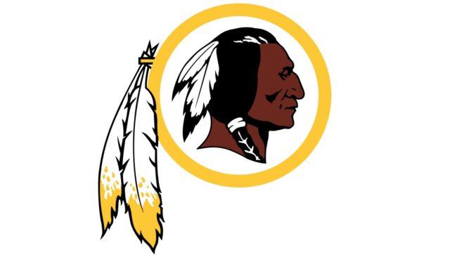 Washington Redskins Logo 1983-Heute