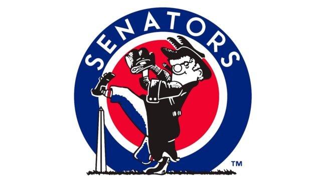 Washington Senators Logo 1957-1960