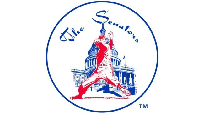 Washington Senators Logo 1961-1971