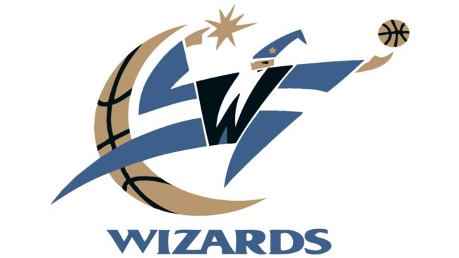 Washington Wizards Logo 2007-2011