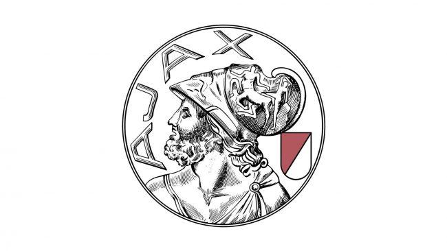 Ajax Logo 1928-1991