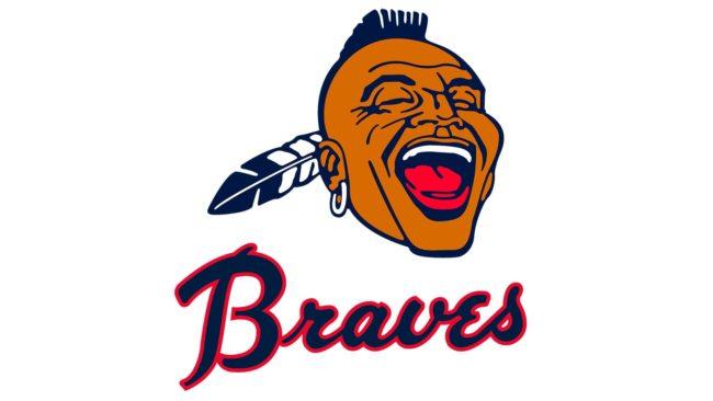 Atlant Braves Logo 1968-1971