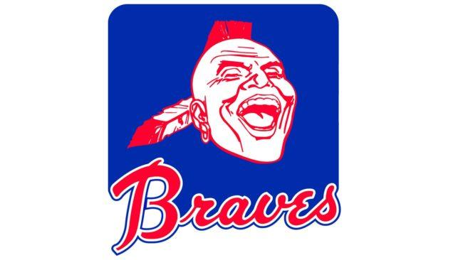 Atlanta Braves Logo 1972-1984