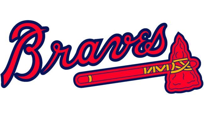 Atlanta Braves Logo 1990-2017