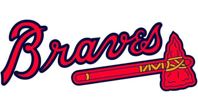 Atlanta Braves Logo 2018-heute
