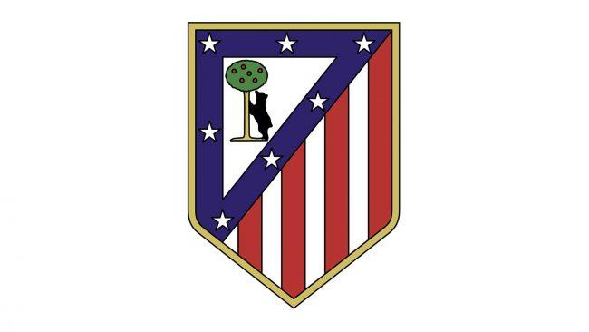 Atletico Madrid Logo 1970-2016