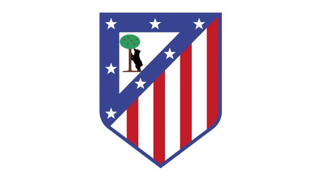 Atletico Madrid Logo 2016-2017