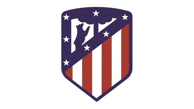 Atletico Madrid Logo 2017-Heute