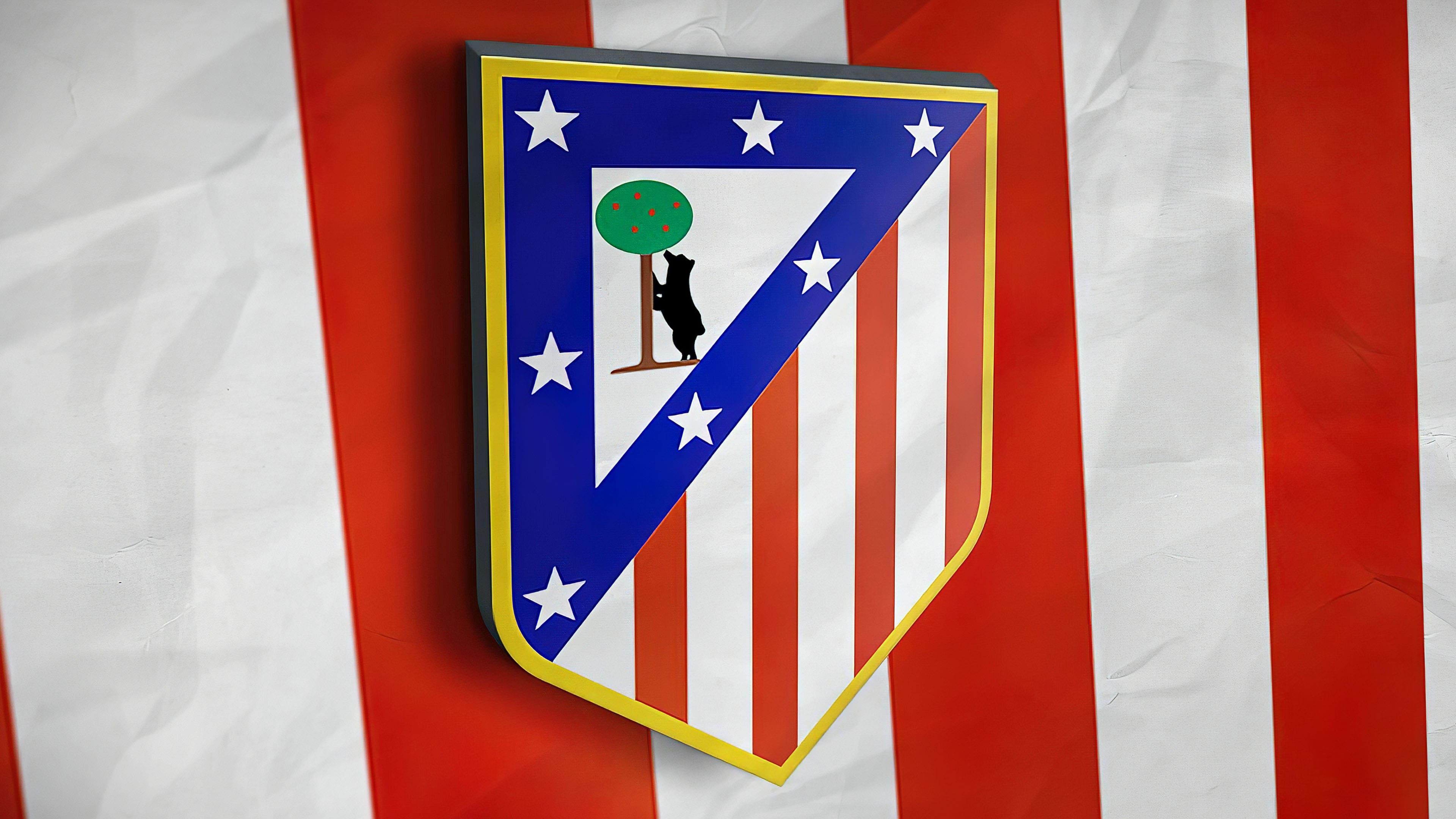 Atletico Madrid Zeichen - Historie Pena Atletica Centuria ...
