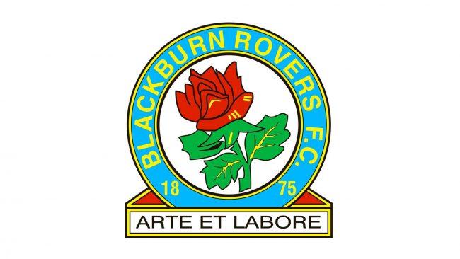 Blackburn Rovers Logo 1990-2000