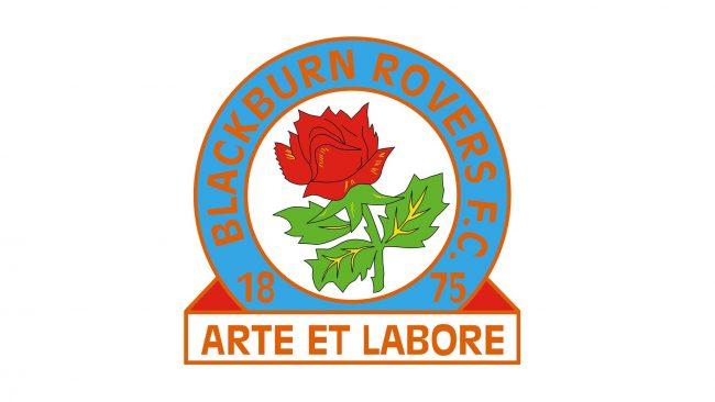 Blackburn Rovers Logo 1990