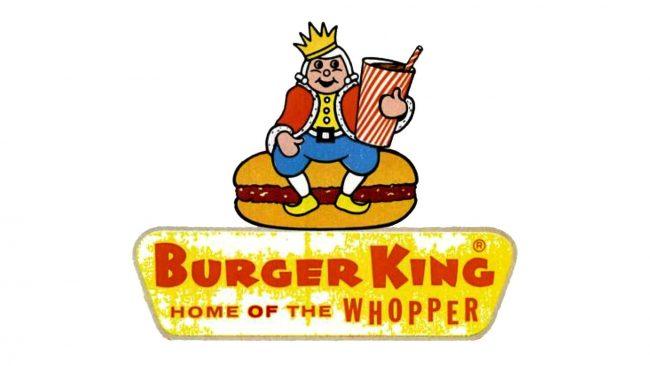 Burger King Logo 1957-1969