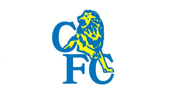 Chelsea Logo 1995-1997