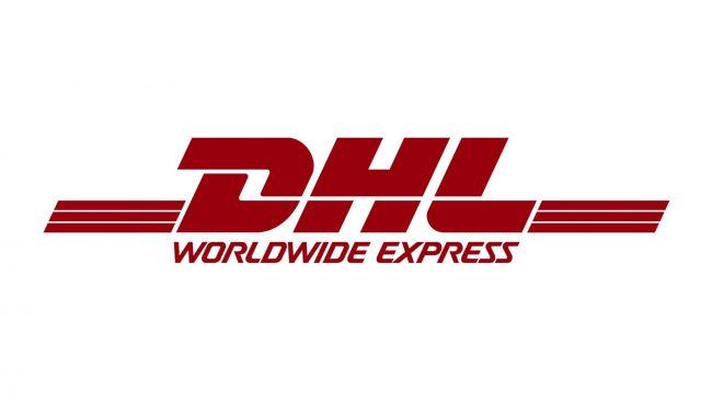 DHL Logo 1983-2002