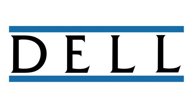 Dell Logo 1987-1989