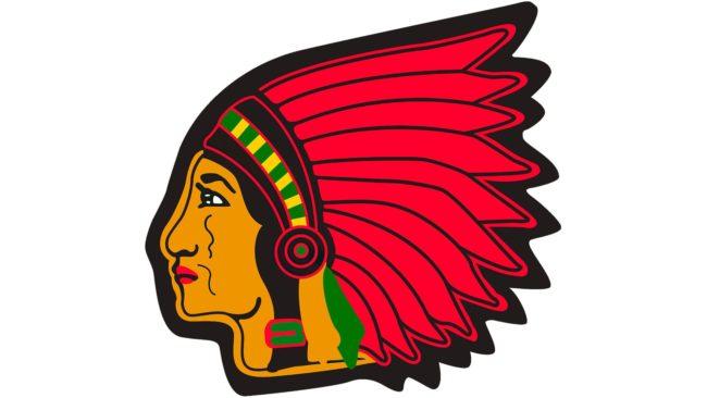 Milwaukee Braves Logo 1953-1955