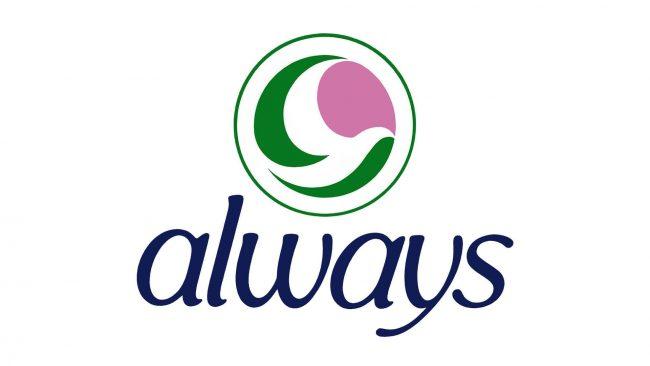 Always Logo 1983-1994