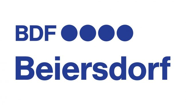 Beiersdorf Logo 1992-2014