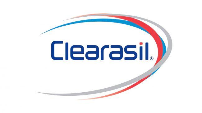 Clearasil Logo 2000er