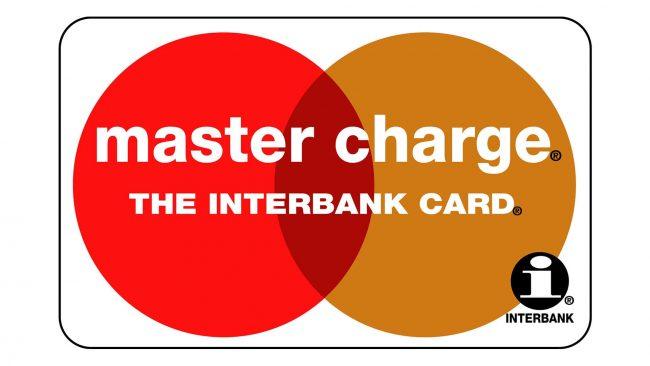 Master Charge Logo 1966-1979