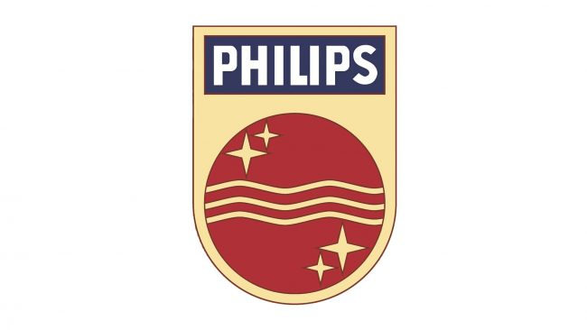 Philips Logo 1938-1968