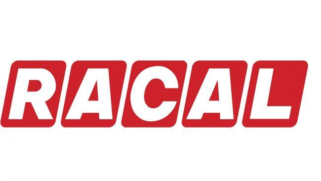 Racal Strategic Radio Ltd Logo 1981-1985