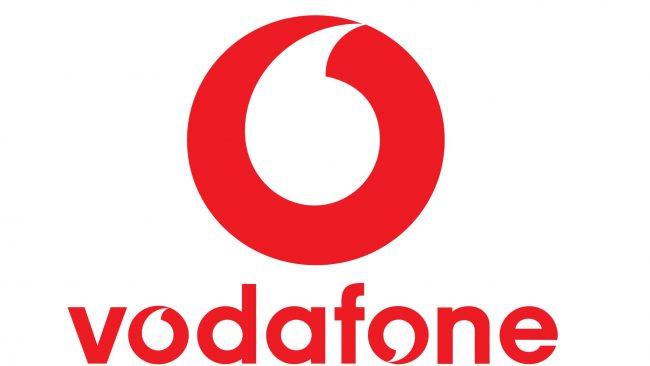 Vodafone Logo 1997-2006