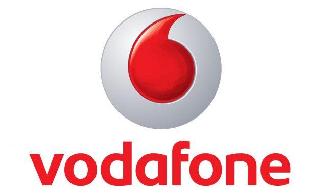 Vodafone Logo 2006-2017