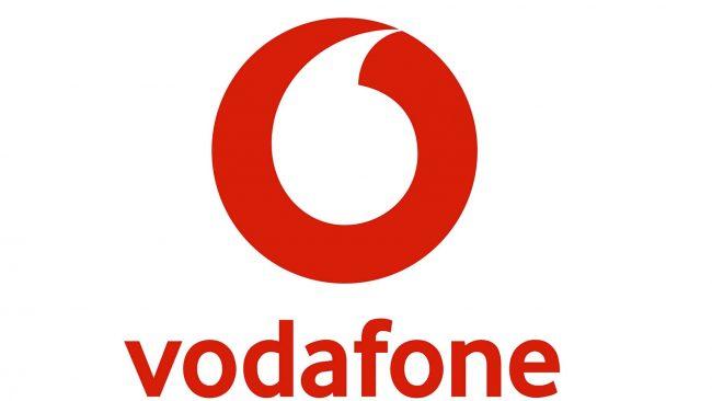 Vodafone Logo 2017-heute