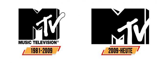 MTV Logo Geschichte
