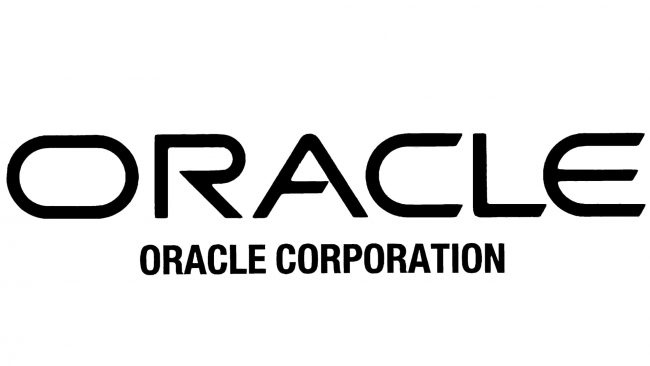Oracle Systems Corporation Logo 1983-1995