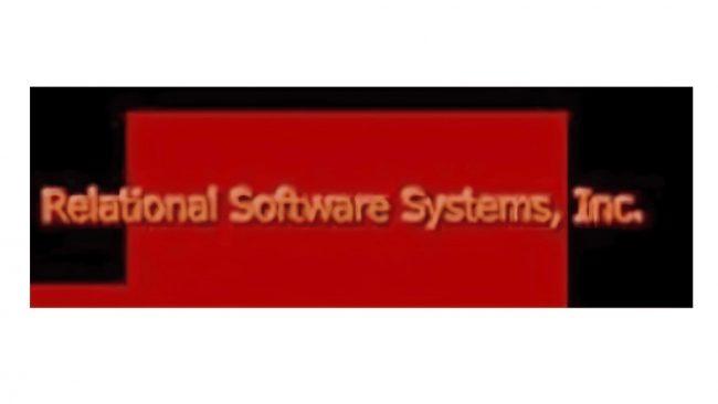 Relational Software Inc Logo 1979-1983