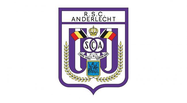 Anderlecht Logo 1981-1989