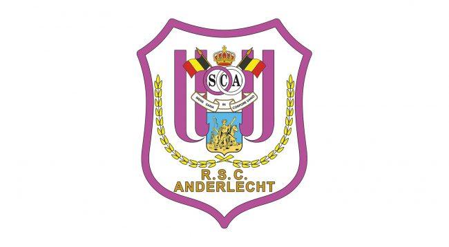 Anderlecht Logo 1989-2001