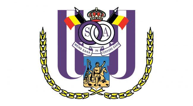 Anderlecht Logo 2001-2002