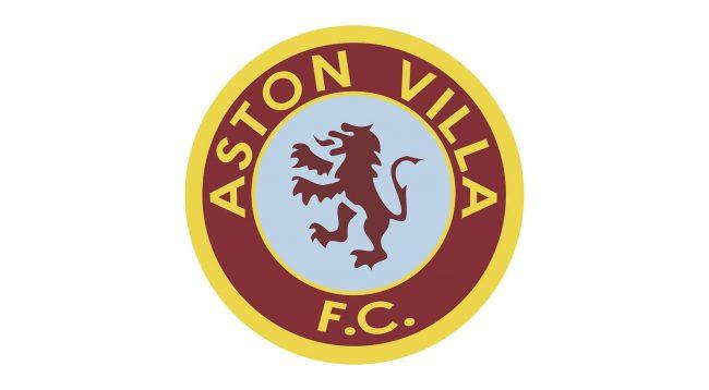Aston Villa Logo 1980-1990