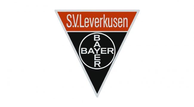 Bayer 04 Leverkusen Logo 1948-1965