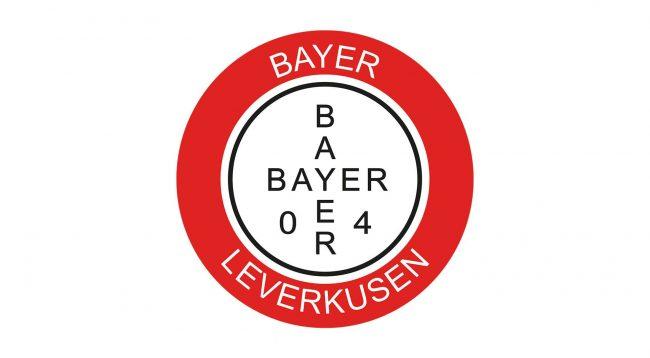 Bayer 04 Leverkusen Logo 1965-1970